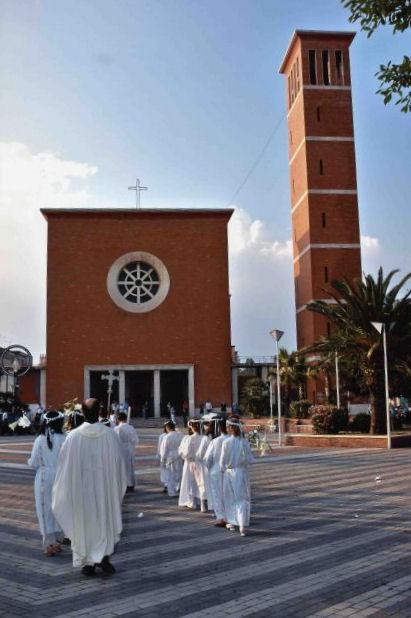 Parrocchia San Pio X, Catania